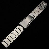 18mm de Alta Calidad Sólido Enlaces Forma Ángulo Correa de Pulsera para el Reloj Banda relojes de Pulsera