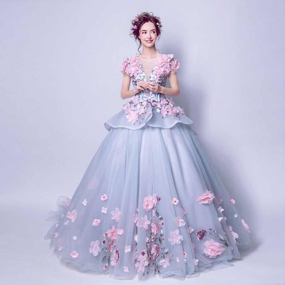 Angel font b Wedding b font Dress Marriage Evening Bride Party Prom font b Bridal b