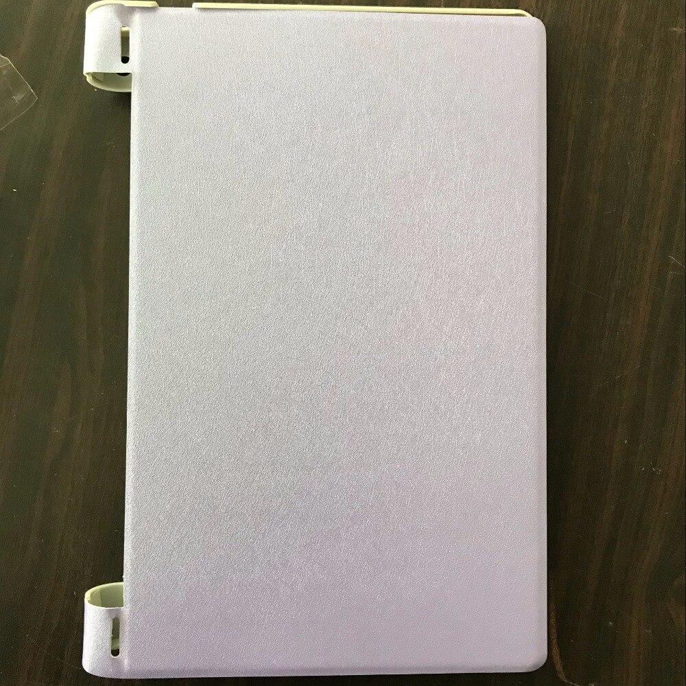 Роскошный Дизайн Стенд кожаный чехол Smart Cover чехол для lenovo Yoga 10 HD B8080 B8080-f B8080-HV B8080-H Tablet 10,1 + экран фильм
