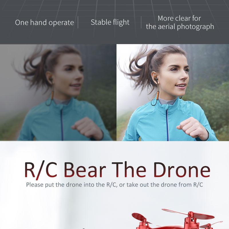 GW009C-1S Mini Drone (5)