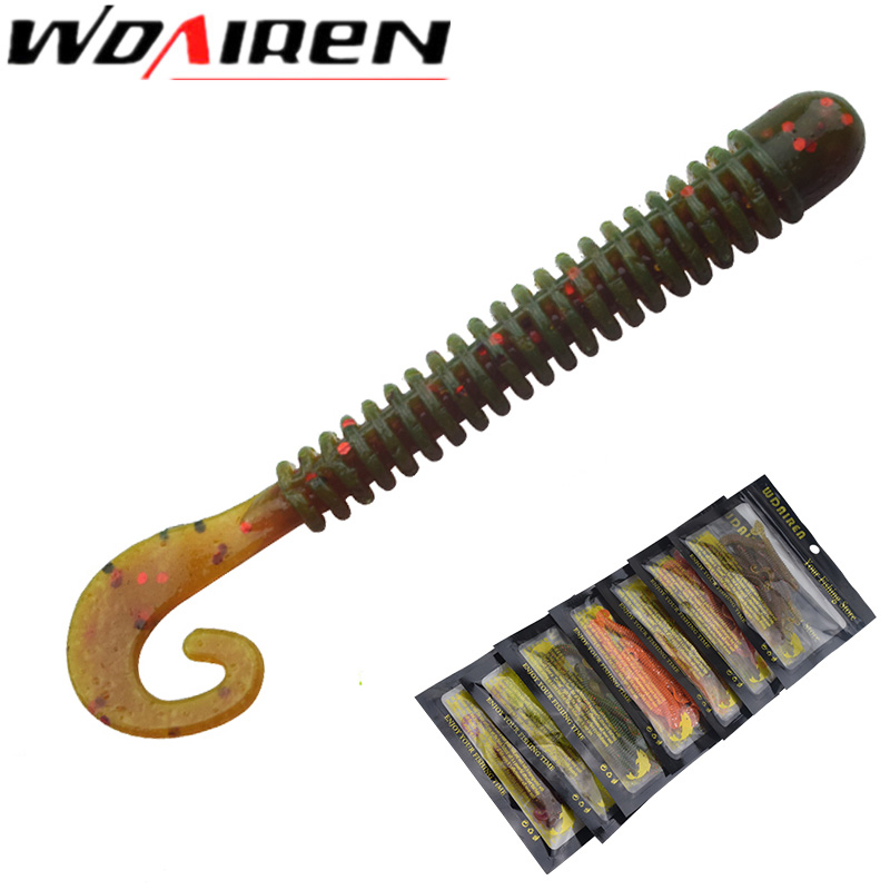 ᑐ Discount for cheap lure worm soft bait and get free