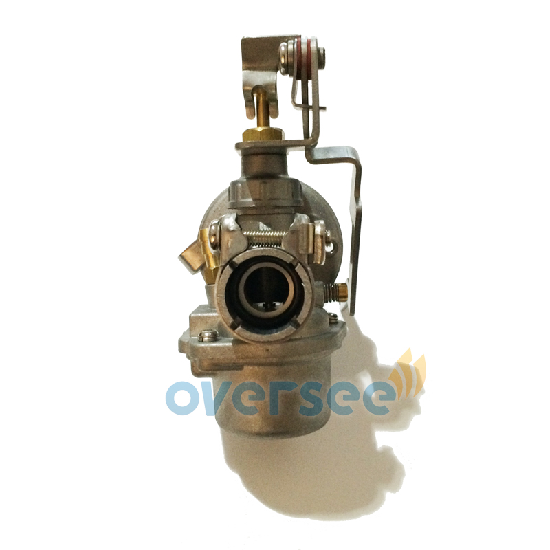3F0-03100-4 Carburetor Assy For Tohatsu 2.5H 3.5HP 2 Stroke Outboard Engine Boat Motor aftermarket parts 3F0-03100 туфли детские 25002 р26 кожа карамель розовый ean 4606363295402