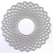 Buy YaMinSanNiO Circle Frame Dies Scrapbooking Metal Cutting Dies New 2019 Craft Dies Cuts for Cards Making 2019 New Photo Scrapbook directly from merchant!