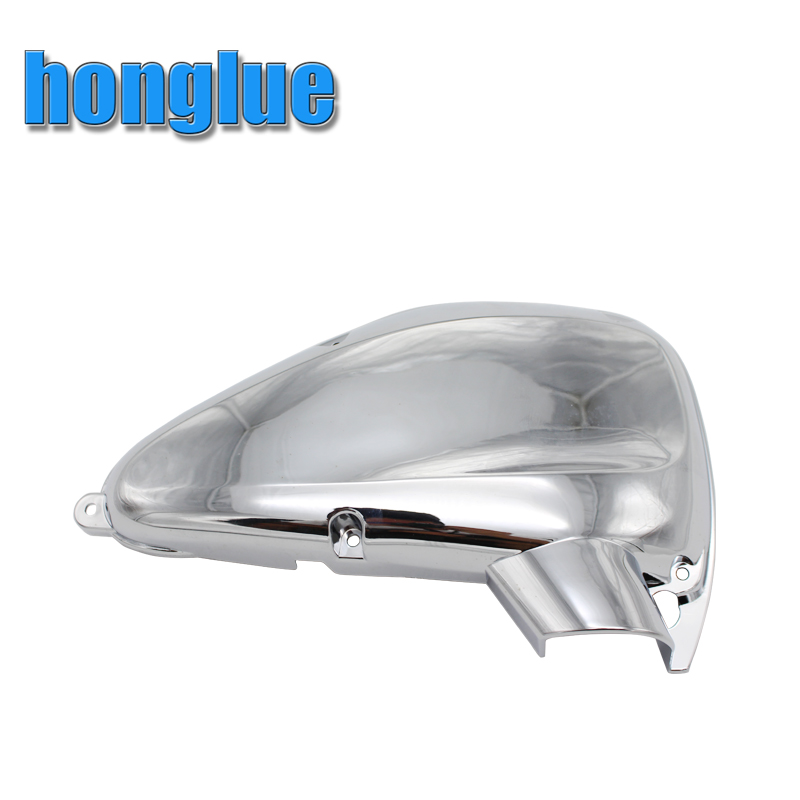 honglue For HONDA ZOOMER AF58 Scooter motorcycle modified plating Engine Plastic cover Electroplated air filter cover motorcycle accessories modified zoomer gy6 10trapeze engine cradle rocker arm