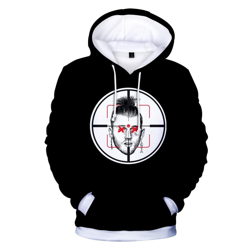 Hip Hop Style Eminem Fashion 3D Hoodies Men Women Moleton Masculino Casual Oversize Hoodie Sweatshirt Autumn Winter Jacket Coat