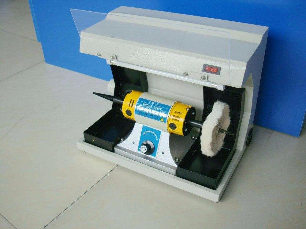 Dentaire ordinateur de bureau machine à Polir pour porcelaine dentaire, équipement de laboratoire dentaire matériel