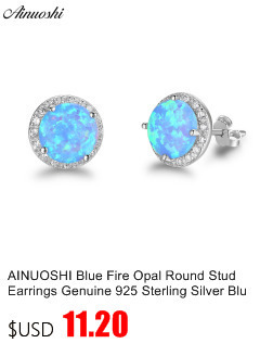 HTB1YcXSEb1YBuNjSszhq6AUsFXaN AINUOSHI Brand Sparkling Square Stud Earring Asscher Cut Sona Diamond Pure 925 Sterling Silver Shining Earring Lady Jewelry Gift