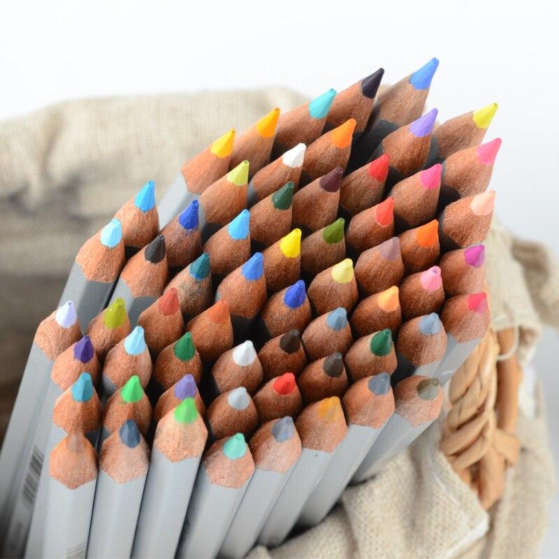 Staedtler 125 m60jb karat aquarell 60 Цвета Водорастворимая карандаш Профессиональный Рисунок Картина акварелью Карандаши товары для рукоделия