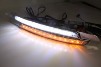 High Quality LED Daytime Running Light DRL With Yellow Turn Light Function For 2010 Nissan TEANA