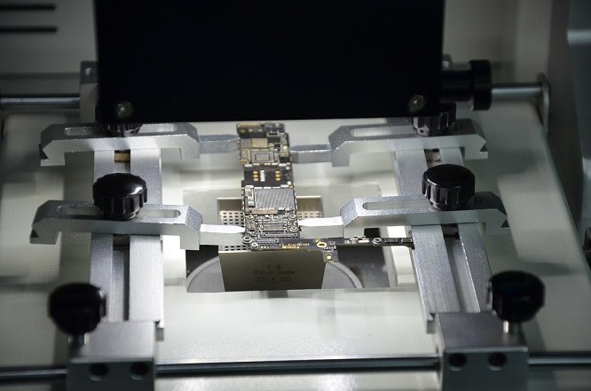 Wisdomshow Free Training for iphone icloud remove machine WDS 700 With HD Camera For CPU EMMC U2 IC Chip Soldering