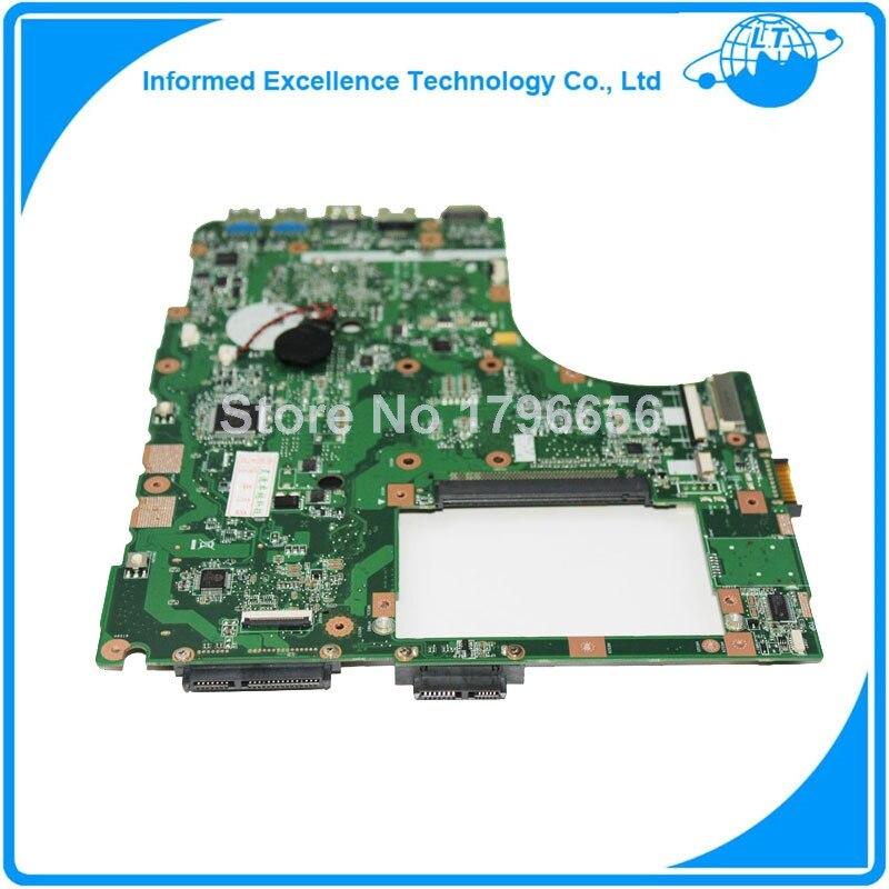 все цены на  Top quality Laptop Motherboard for ASUS N55SF N55SL N55S REV 2.0 intel HM65 DDR3 full Tested shipping off  онлайн