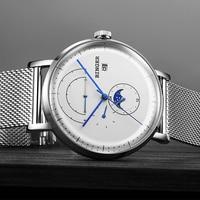 Men Watch Luxury Brand Switzerland BINGER Automatic Mechanical Men's Watches Sapphire Male Japan Movement reloj hombre B8610 3