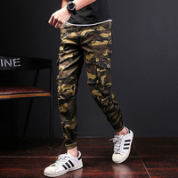 spring Soft Shell Military Camouflage Pants Men Tactical Camo Cargo Pants for man Army Fleece Cotton mens trouswers