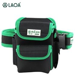 laoa многофункциональные 600d двойных слоев ткани ремонт инструмента сумки талии оксфорд сумку для домашних хозяйств с ремнем. сумка для инстр...
