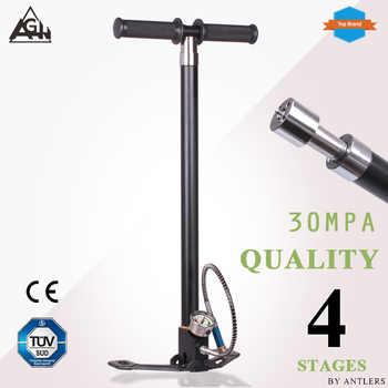 30Mpa 4500psi Air PCP Paintball Pump Air Rifle hand pump 4 Stages High pressure with filter Mini Compressor bomba  not hill - DISCOUNT ITEM  30% OFF All Category