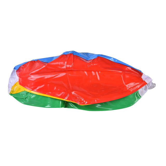 1Pcs Hot Sale Baby Kids Beach Pool Play Ball Inflatable Children Rubber Educational Soft Learning toys 23CM Random