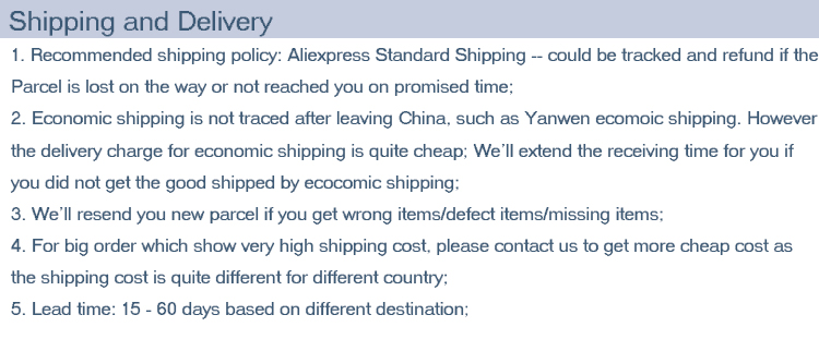 08-shipping and delivery