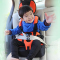5 Point Harness Baby Car Safety High Chair Portable Child Auto Seat Booster Cushion Children Resistraint Safe Travel