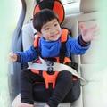 Arnés de 5 Puntos de Coche de Bebé Silla Alta Seguridad Infantil Portable Auto Asiento Amortiguador Niños Resistraint Seguro de Viaje