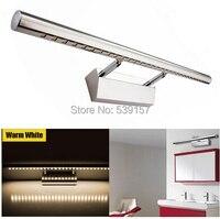 Dhl-freies verschiffen 9 Watt Mit Schalter LED Spiegelleuchte für Hotel Bad/Waschraum Wand Spot-Licht 85-240 V Wasserdichte led-wandleuchte