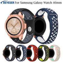 Watchbands 20mm For Samsung Galaxy Watch 42mm band Bracelet Strap Sport Silicone strap Band Straps