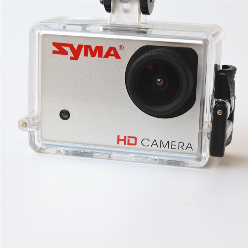 Syma X8G X8HG Original 5MP/8MP HD Camera Rc Quadcopter Drone Spare parts With Fame/ Cable/ card/