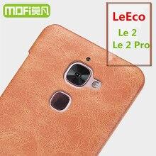 Пусть v Le 2 случай MOFi оригинал Le 2 Pro обложка Leeco x25 кожаный чехол 5.5 дюймов Le2 x620 coque 3 ГБ 4 ГБ 32 ГБ принципиально телефон жилье
