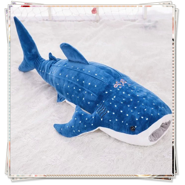 Giant Shark Plush Pillow Shark Stuffed Animals Kawaii Soft Toys Love