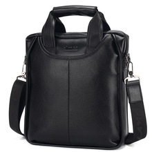 Marke Echtes Leder-mann Business Taschen Mode Männlichen Messenger Bags herren Kleine Aktentasche Mann Lässig Crossbody Schulter Handtasche