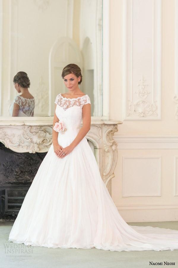New Arrival Lace Appliques Closed Back Flowers Short Sleeve Bridal Gown 2018 Vestido De Noiva Mother Of The Bride Dresses