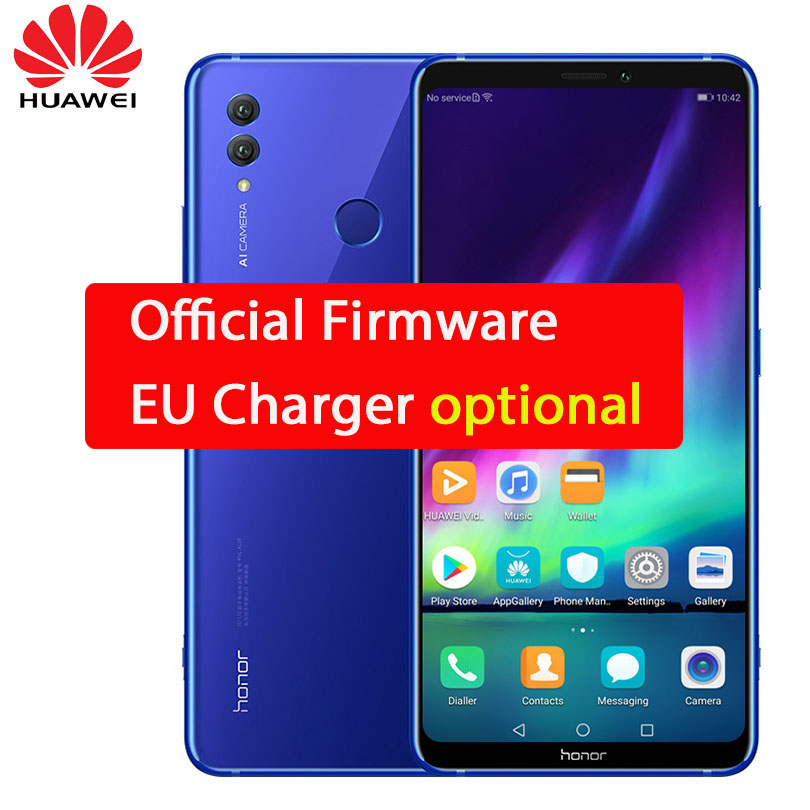 New HuaWei Honor Note 10 4G LTE Mobile Phone Kirin 970 Android 8 1 6 9