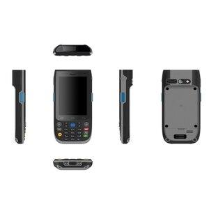 Image 3 - Sincoole 4.0 אינץ אנדרואיד 7.1 מראה מעודן תעשייתי מוקשח כף יד מסוף Keysboard NFC SH57 2D