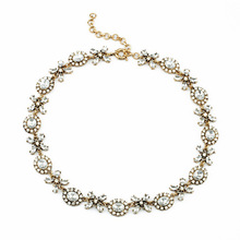 Fashion Necklace for Women 2015 XOXO Crystal Choker Necklace Jewelry