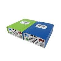 150VDC 60A Mppt regulator Solarny 24 v ładowarka Baterii model LCD LAN RS232 komunikacja typu dla OFF grid układu słonecznego