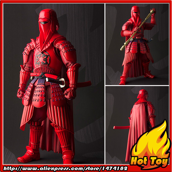 цены 100% Original BANDAI Tamashii Nations Meishou MOVIE REALIZATION Exclusive Action Figure - Akazonae Royal Guard from