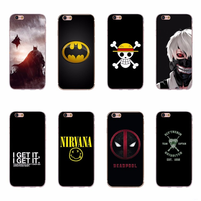 coque iphone 8 nirvana