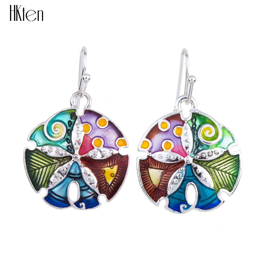 MS1504182 Fashion Jewelry Hight Quality Necklace Earrings For Women Jewelry Silver Plated Multicolor Unique Design Party Gifts