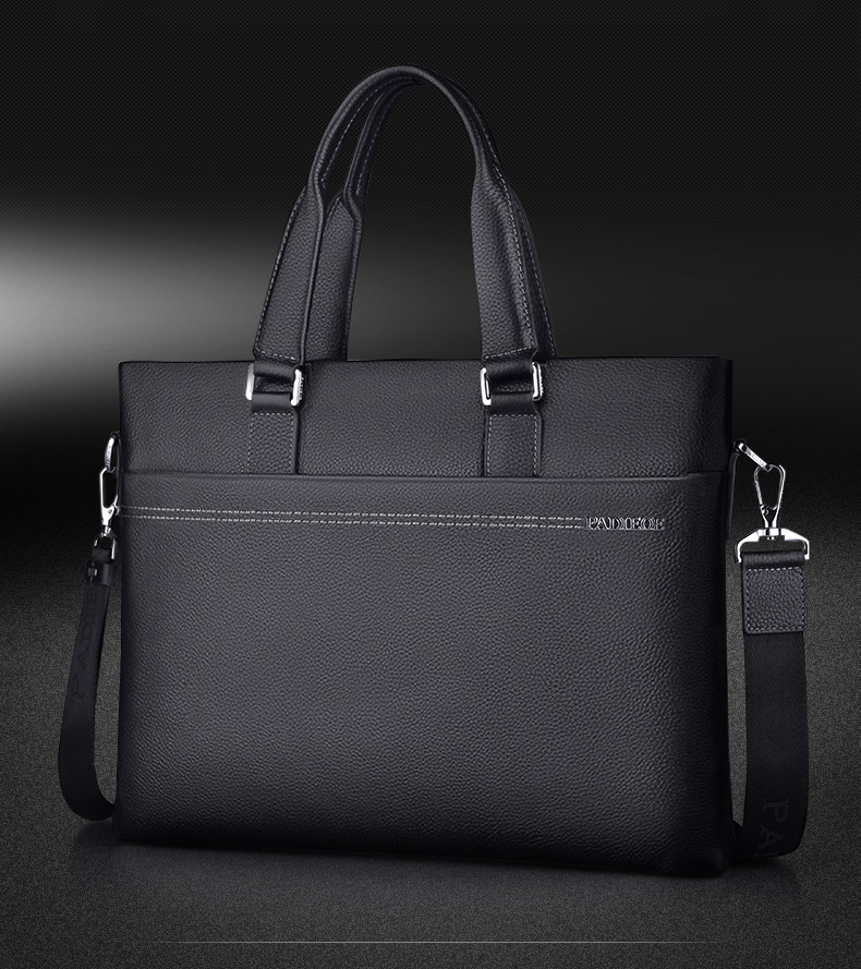 Cheap leather briefcase