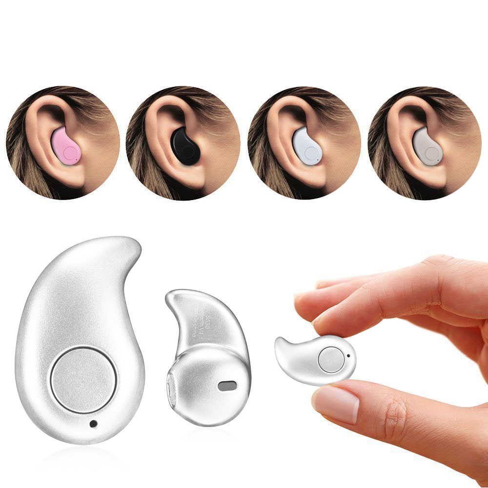 מיני אוזניות מיני אוזניות Bluetooth - אודיו ווידאו נייד