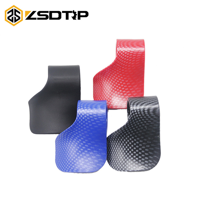 ZS Racing ABS Universal Motorcycle Grip Throttle Assist Wrist Cruise Control Cramp Rest Motorcycle Grips Accessories
