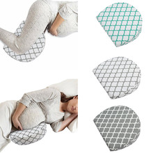 Беременная Женская Подушка на танкетке для беременных, поддержка тела, поддержка памяти, поддержка материнства, подушка для живота, моющаяся подушка, подушка
