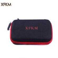 XFKM X9 Portable Vape Pocket Vapor Case for Eletronic Cigarettte Vape Tool Kit Hookah