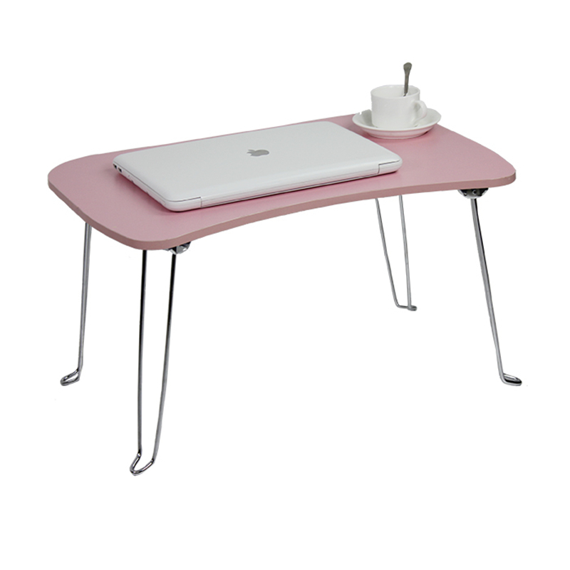 Фотография on bed with foldable notebook Comter desk legs artifact heightening dormitory lazy small table FREE SHIPPING