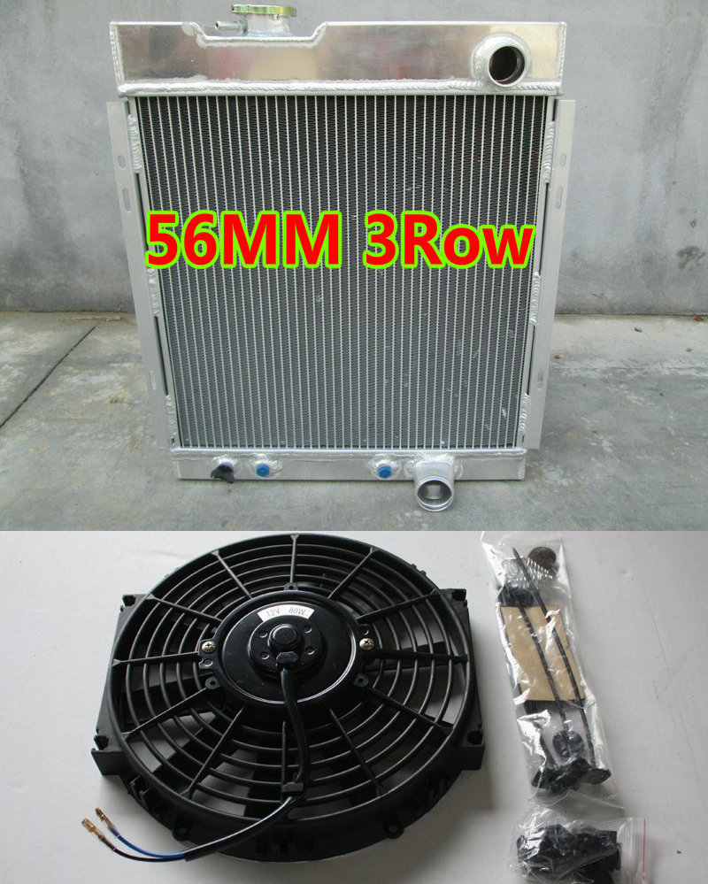 New Premium Radiator for 04-06 Mercedes-Benz E55 AMG W211 06-11 CLS63 W219