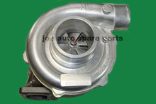 T3T4 T3 T4 TO4E 5 bolt A/R .63 comp A/R .50 water and oil turbo TURBOCHARGER
