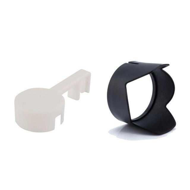 Защита камеры черная фантом алиэкспресс защита подвеса для коптера для селфи мавик