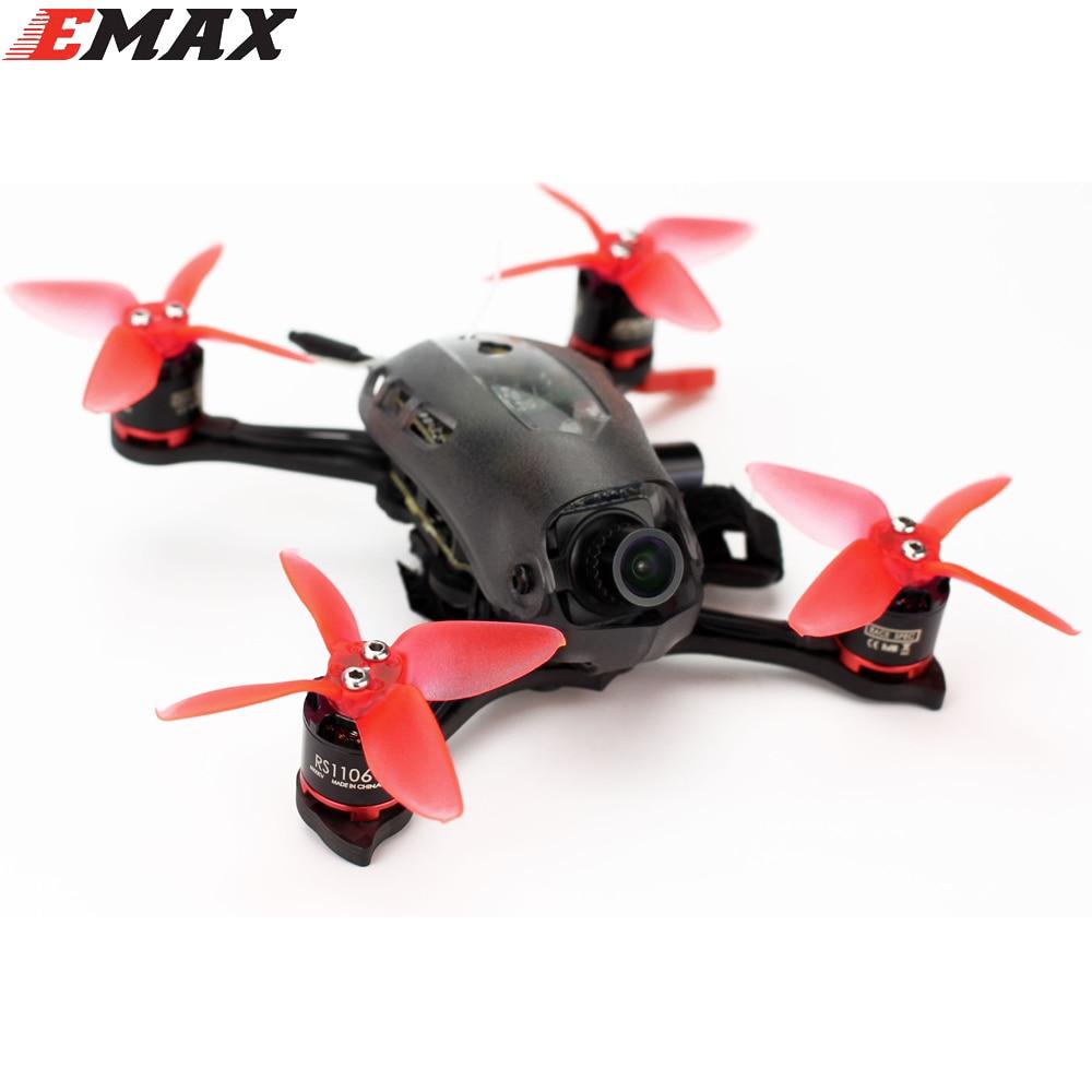 EMAX Babyhawk Race 112mm RS1106 5.8g VTX switchable 25/200mw Micro CCD Sensor Camera FPV Racing Drone Quadcopeter original emax babyhawk spare part 5 8g 40ch 800tvl 25 200mw switchable vtx aio 520tvl cmos fpv mini camera for rc models