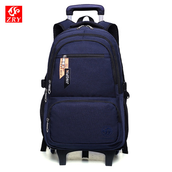 children Trolley School Backpack Wheels Travel Bag Schoolbag kids trolley School Bags For Girls boys Detachable Mochila Escolar kids wheels removable trolley school backpack children school bags girls kids travel bag princess schoolbag mochilas escolares