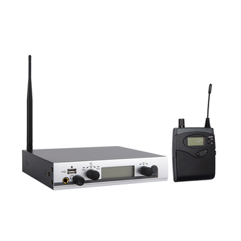 EW 300 SR 300 IEM G3 Monitoring System , Wireless in ear Monitor Professional With USB Port for Stage Performance, Church