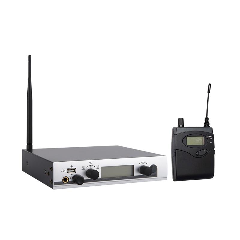 EW 300 SR 300 IEM G3 System monitorowania, bezprzewodowy Monitor w uchu profesjonalny z portem USB na występ na scenie, kościół